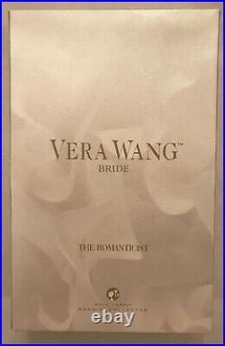 Sale! Look! Vera Wang Bride Romanticist Barbie Gold Label L9652 Nrfb Le 8,580