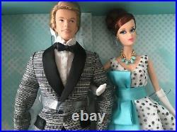 Signed 2011 Platinum Label Convention Spring Break 1961 Barbie & Ken Dolls NRFB