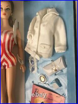 Signed Red White & Beautiful Barbie 2009 Convention Gift Set L. E. 1,500 Nrfb
