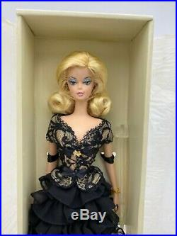 Silkstone Barbie Blonde Platinum Label Japan Exclusive A Trace of Lace Doll NRFB