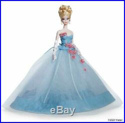 Silkstone The Gala's Best Barbie Doll #GHT69 NRFB Mattel 2020 Platinum label