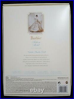 Slikstone Barbie Collector Violette Platinum Label VHTF, NRFB #J4254