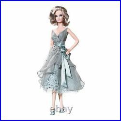 Splash of Silver Barbie Fan Club Doll Platinum Label 2009 Barbie in SHIPPER