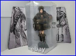 Star Wars x Chewbacca Platinum Label Barbie with Shipper GMM96