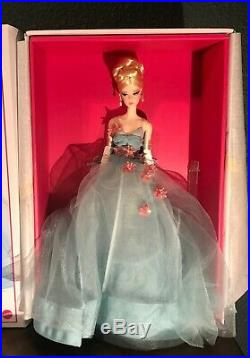 The Gala's Best Silkstone Barbie BFMCSOLD OUTPlatinum Label 20th Anniversary