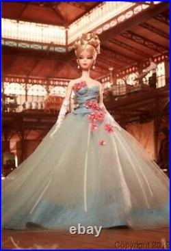 The Gala's Best Silkstone Fashion Model Barbie Platinum Label withShipper IN STOCK