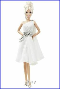 The Pinch of Platinum Barbie Platinum LabelBrand New in Shipper! T7680 NRFB