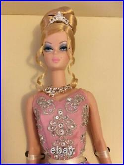 The Pink Soiree Silkstone Barbie 2007 BFMC NRFB Platinum Label
