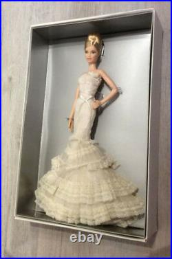 The Romanticist Vera Wang Bride Barbie blonde hair NRFB platinum label LE 999
