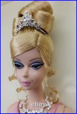 The Soirée Barbie Fashion Model Silkstone 2007 Platinum Edition #310 of 999 NRFB