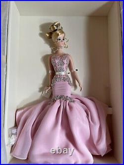 The Soiree Silkstone Barbie Doll. Platinum Label 2007. NRFB