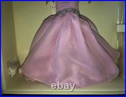 The Soiree Silkstone Barbie Platinum Label Pink Gown 2007 Only 999 Produced NRFB