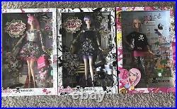 Tokidoki Barbie Dolls Platinum Label Collection