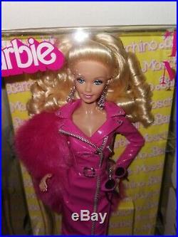 Ultra Rare Moschino Barbie Blond The Met 2019 Nrfb Platinum Label 300 Ex