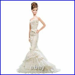 Vera Wang Bride Barbie Gold Label