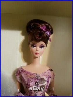 Violette Barbie Platinum Label Silkstone Fashion Model Collection Rare Mint