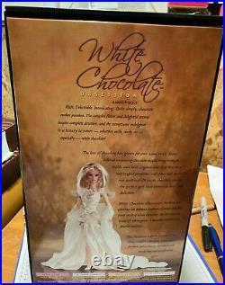 White Chocolate Obsession Barbie #J3950 NRFB MINT- Platinum Label