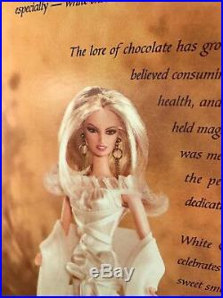 White Chocolate Obsession Barbie, Platinum Label, Mint Box