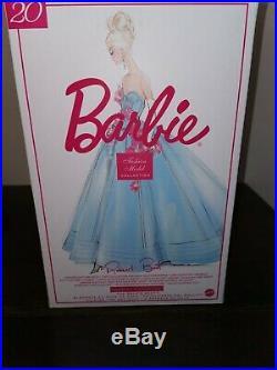 Wow Very Rare 2020 Silkstone The Gala's Best Barbie Doll Nrfb Platinum Label
