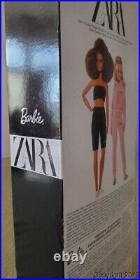 X Zara AA African American Platinum Label Barbie Limited to 300 Worldwide
