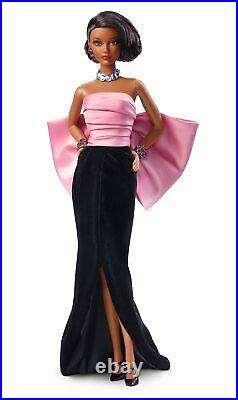 Yves Saint Laurent evening gown barbie- NRFB
