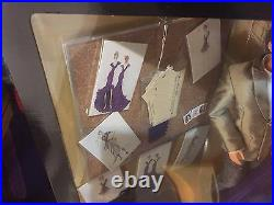 Zac Posen Barbie & Ken Designer RARE 1,000 MADE NRFB never opened PLATINUM 2006