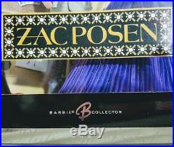 Zac Posen Barbie and Ken Giftset Very Limited PLATINUM LABEL edition NRFB